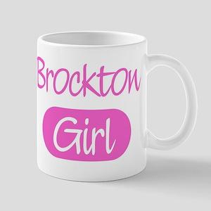 Brockton girl Mug