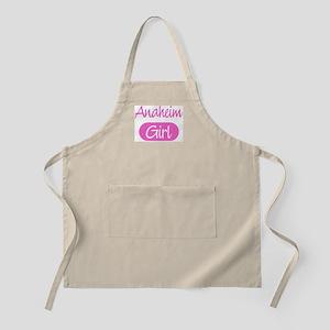 Anaheim girl BBQ Apron