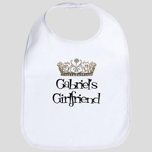 Gabriel's Girlfriend Bib
