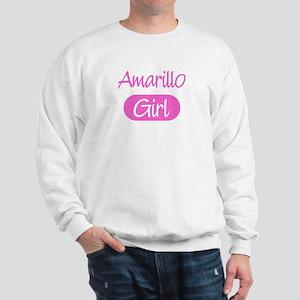 Amarillo girl Sweatshirt