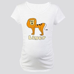 Liger Maternity T-Shirt