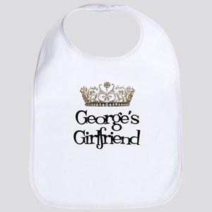 George's Girlfriend Bib