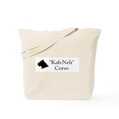 Kah Ney Corso Tote Bag