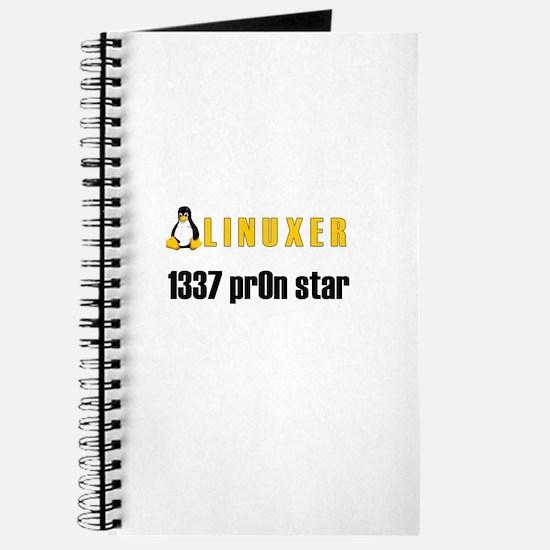 1337 pr0n star Journal