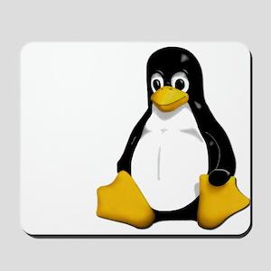 Linux Tux Mousepad