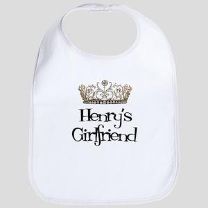Henry's Girlfriend Bib