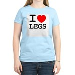 I heart legs Women's Light T-Shirt