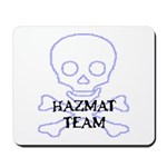 HAZMAT (Hazardous Materials T Mousepad