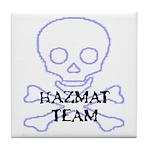 HAZMAT (Hazardous Materials T Tile Coaster