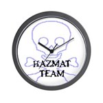 HAZMAT (Hazardous Materials T Wall Clock