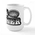 Freethinker Large 15oz Mug