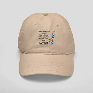 Parenting Autism (advice) Cap