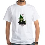 Wicked Witch Palin White T-Shirt