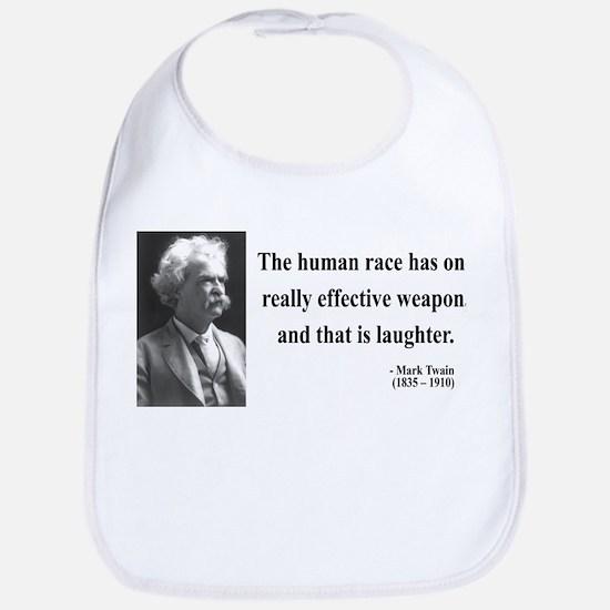 Mark Twain 44 Bib