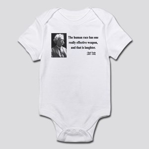 Mark Twain 44 Infant Bodysuit