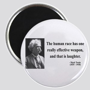Mark Twain 44 Magnet