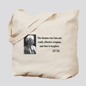Mark Twain 44 Tote Bag
