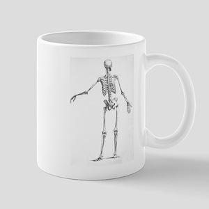 Posterior Skeleton Mug