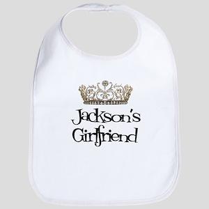 Jackson's Girlfriend Bib