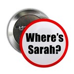 """Where's Sarah? 2.25"""" Button (10 pack)"""