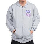 PCOS Baby! Zip Hoodie