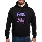 PCOS Baby! Hoodie (dark)