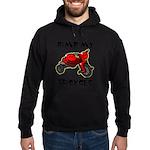 Pimp My Tricycle Hoodie (dark)