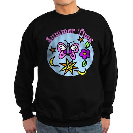 Summer Time Sweatshirt (dark)