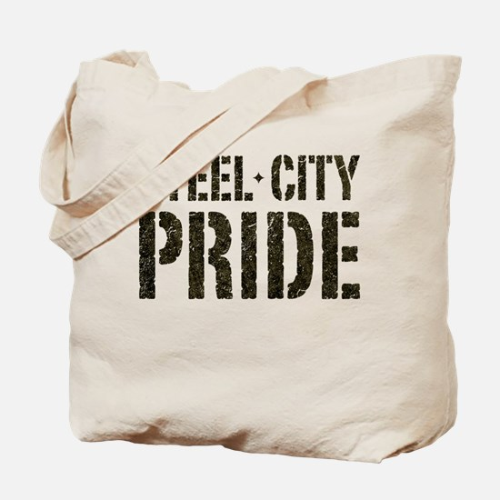 STEEL CITY PRIDE Tote Bag