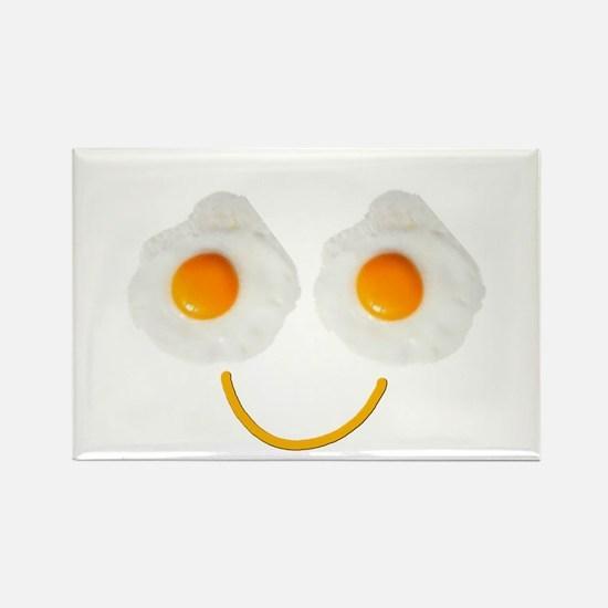 Mr. Egg Face Magnets