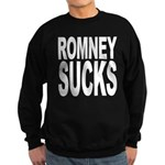 Romney Sucks Sweatshirt (dark)