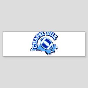 Chapel Hill Football Bumper Sticker