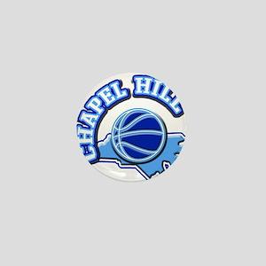 Chapel Hill Basketball Mini Button