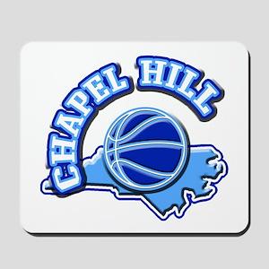 Chapel Hill Basketball Mousepad
