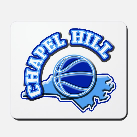 Chapel Hill Basketball Mousepad