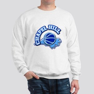 Chapel Hill Basketball Sweatshirt
