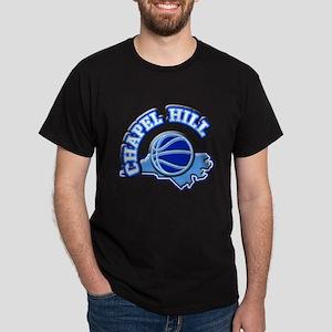 Chapel Hill Basketball Dark T-Shirt