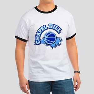Chapel Hill Basketball Ringer T