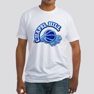 Chapel Hill Basketball Fitted T-Shirt