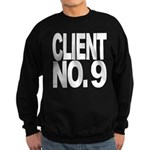Client No. 9 Sweatshirt (dark)