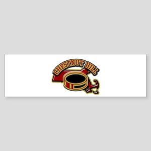 Chestnut Hill Hockey Bumper Sticker