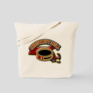Chestnut Hill Hockey Tote Bag