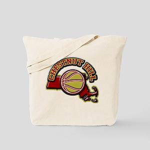 Chestnut Hill Basketball Tote Bag
