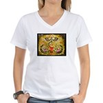 Bizarre Women's V-Neck T-Shirt