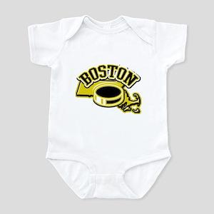Boston Hockey Infant Bodysuit