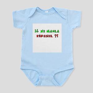 Monolingual Baby Infant Bodysuit