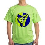 Caer Galen populace Green T-Shirt
