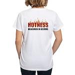 Hotness Measured in Kelvins Women's V-Neck T-Shirt