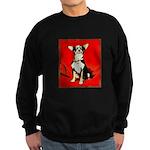 Ay! Chihuahua Sweatshirt (dark)