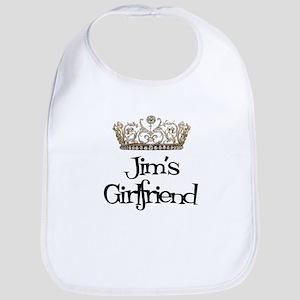 Jim's Girlfriend Bib
